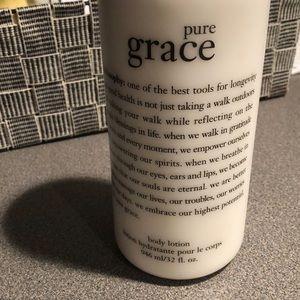 Philosophy pure grace body lotion 32 fl. Oz.